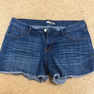 Jean Shorts size 10